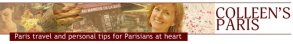Colleen's Paris Web Banner