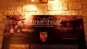 Caserne Sevigne -Hôtel Bouthillier-de-Chavigny
