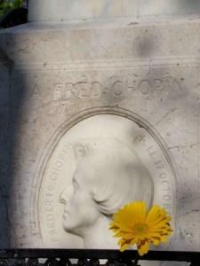 Pere Lachaise 07 Chopin