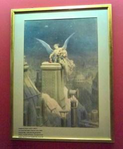 Gustave Doré (1832-1883) La nuit de Noël, RMN/Grand Palais, Paris, Les Jouet et des hommes