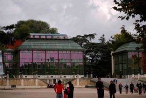 Jardin des Plantes serres, hot houses