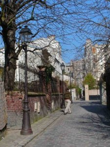 Stroll through Belleville in the 20th arrondissement on a Claude Marti tour