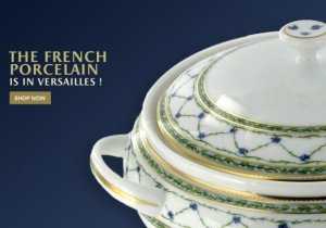 French Porcelain at Versailles