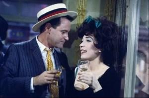 Jack Lemmon, Shirley MacLaine, Irma la Douce, Billy Wilder 1965, MGM Studios, Inc.