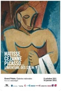 Picasso-Stein-Poster-Matisse-Cezanne