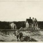 American Landscape, 1920, Edward Hopper