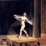 Edward Hopper, Girlie Show