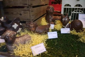 "Easter at ""À la Petite Fabrique"" 12, rue Saint Sabin in the Bastille area 75011, Tuesday - Saturday 11:00 am - 7:30 pm"
