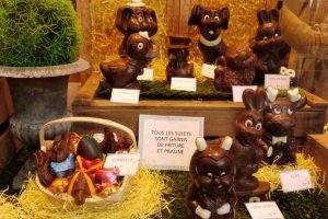 "Easter at ""À la Petite Fabrique"" 12, rue Saint Sabin in the Bastille area 75011, Tuesday - Saturday 11:00 am - 7:30 pm"