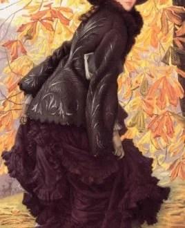 Octobre, James Tissot (1877)