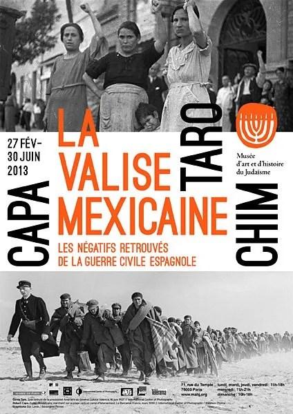 Robert Capa Guerre D Espagne : robert, guerre, espagne, Treasures, Mexican, Suitcase-Capa,, Taro,, Colleen's, Paris