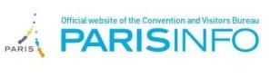Paris tourist office logo