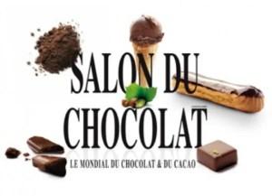 Official Salon du Chocolat poster
