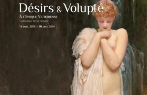 Victorian masterpieces Désirs & Volupté at Jacquesmart-André museum, Paris until January 20, 2014