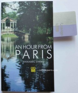 Hour from Paris Annabel Simms book