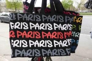 Paris souvenir bag colleensparis