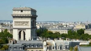 Scenes from the Hotel Raphael, Paris