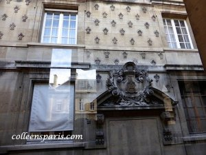 Palais de justice wall colleensparis