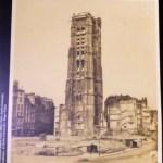 View of Tour Saint-Jacques 1852-1854 Tour Saint Jacques Châtelet Paris