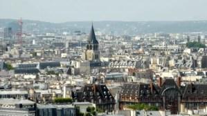 View of Saint Germain des Près