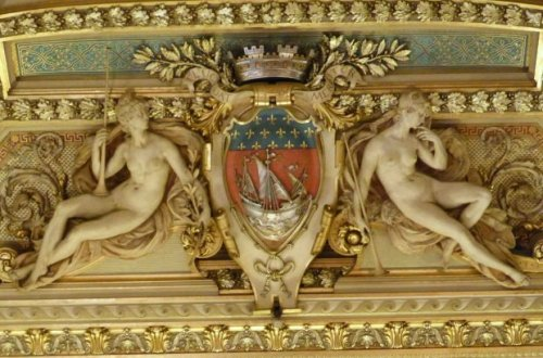 Video of the Paris City Hall