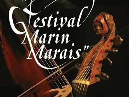 Poster for Festival Marin Marais 2014