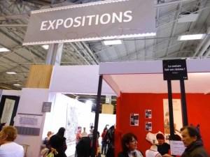 Expositions sign Aiguille en Fete