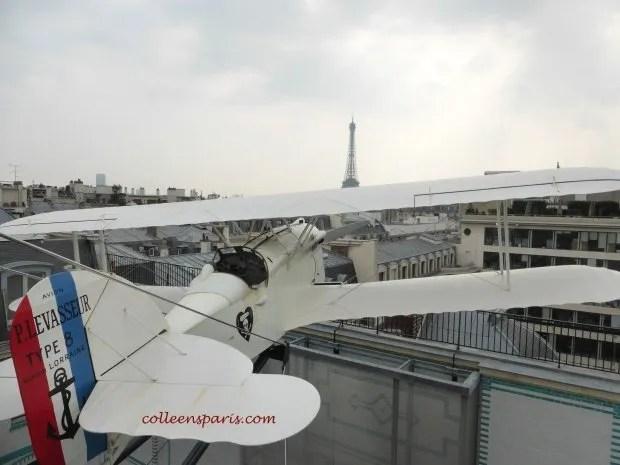 Oiseau Blanc plane Eiffel 02