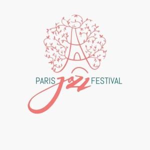 Logo for the Paris Jazz Festival