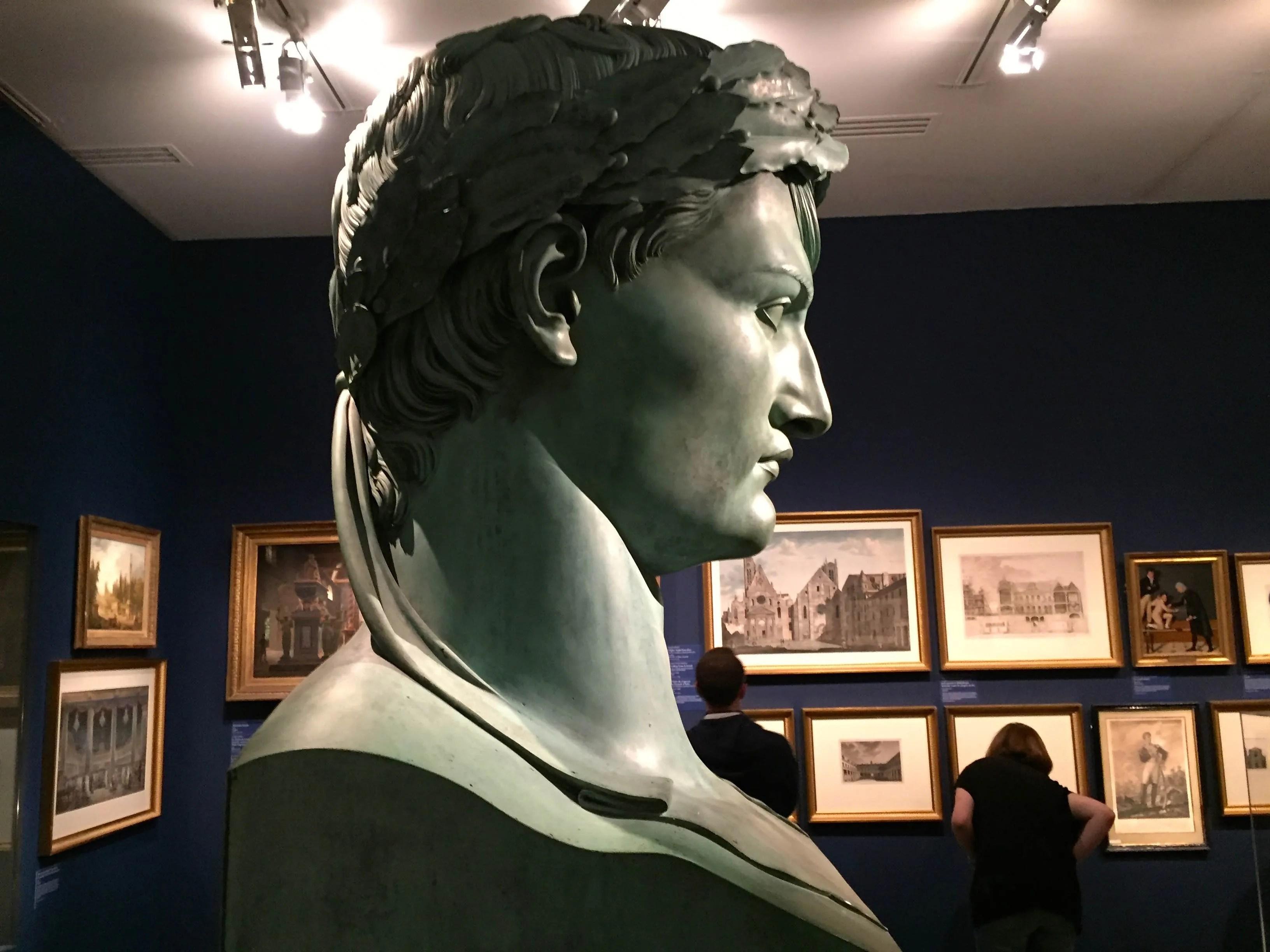 Bust Napoleon Carnavalet2793