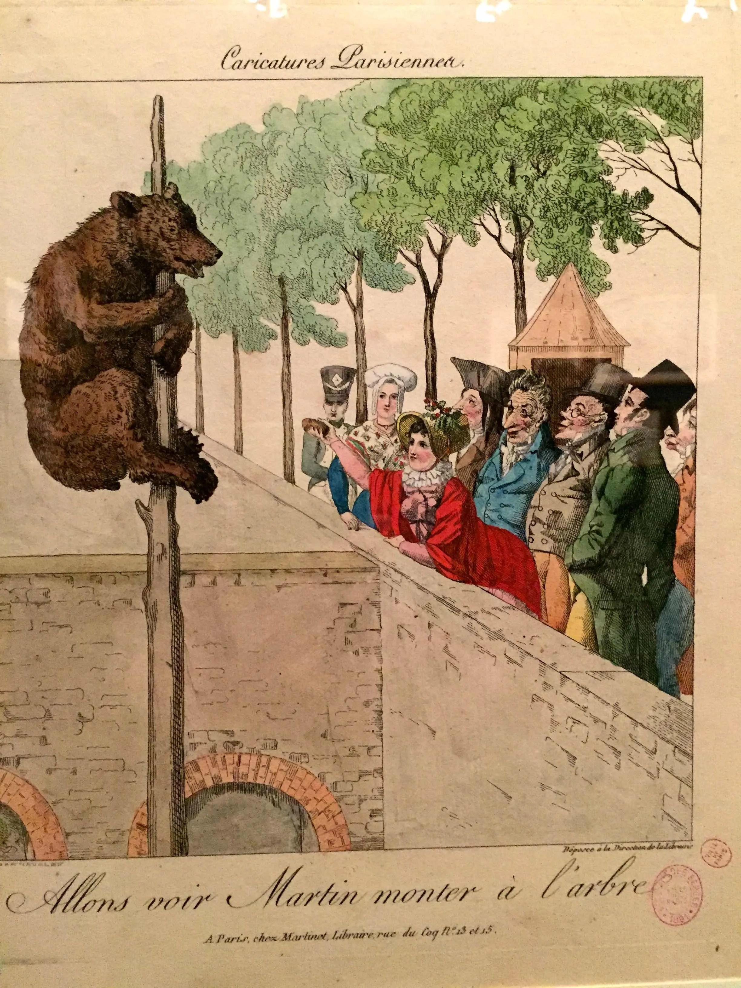 Martin the bear Carnavalet2780