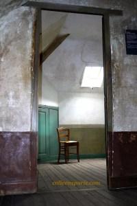 Auvers-sur-Oise Auberge Ravoux VanGoghs Room