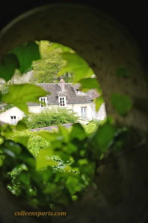 Auvers-sur-Oise View of House
