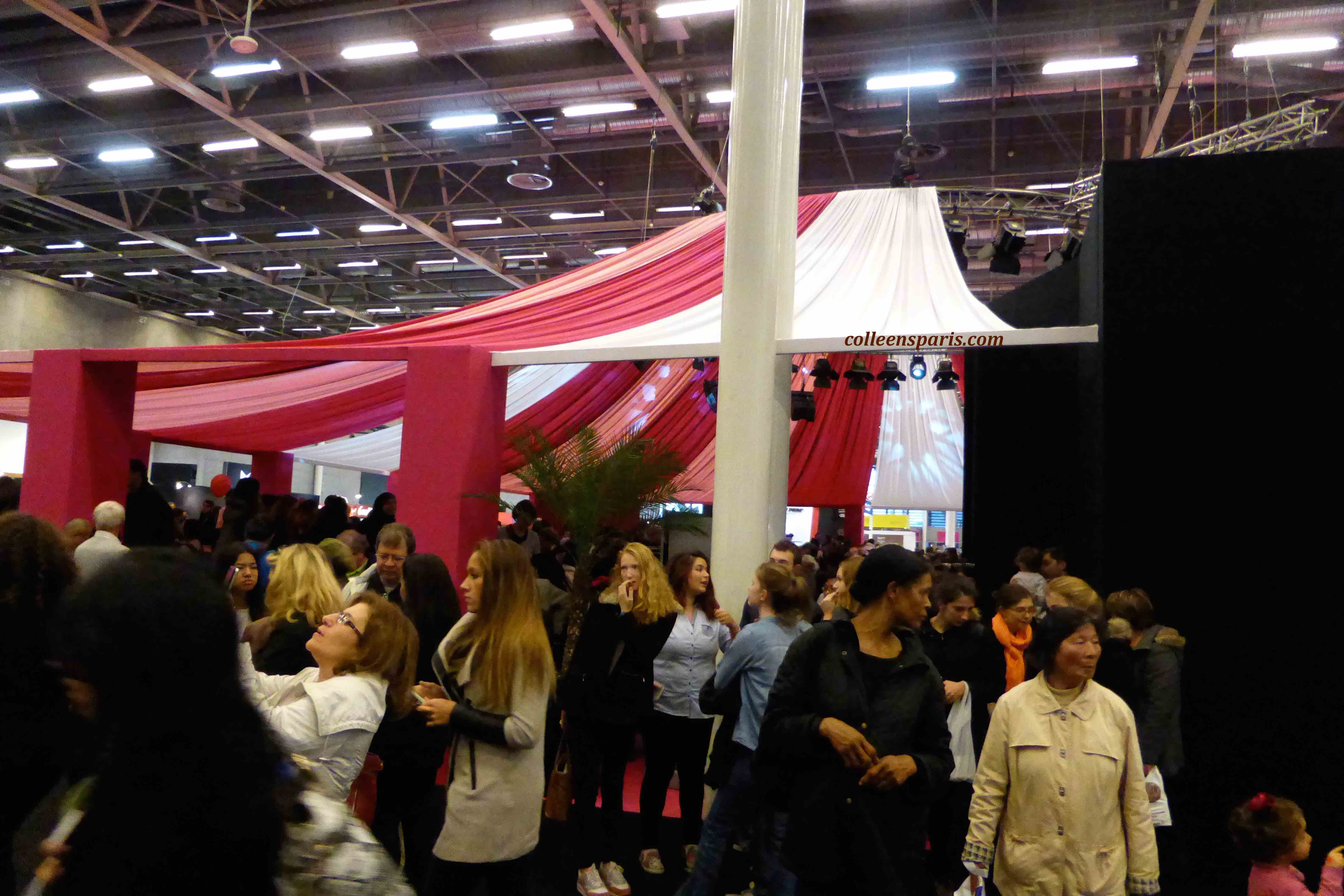 101 Salon Chocolat Fashion Tent 2015