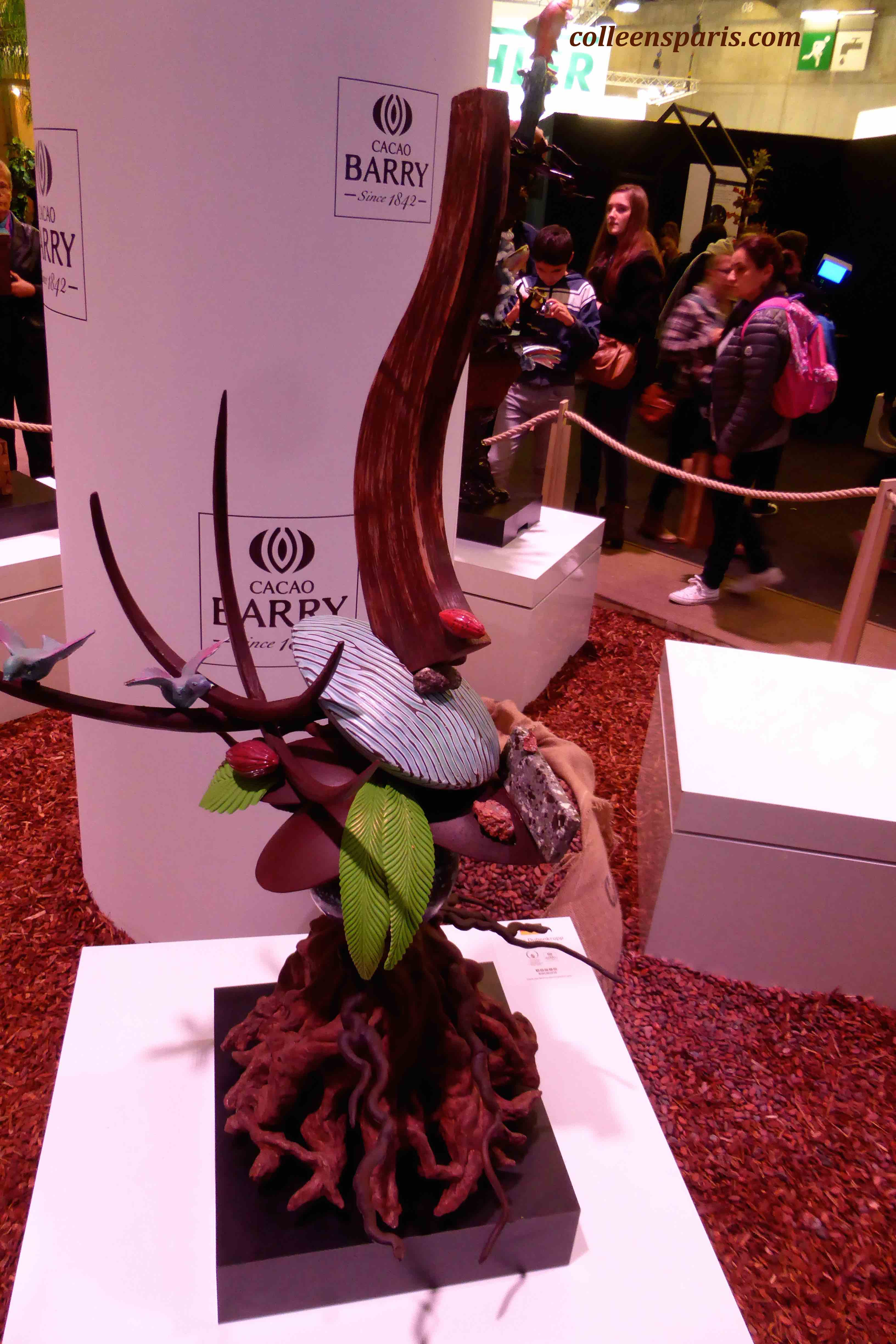 176  Salon Chocolat sculpture dubenkropp 2015