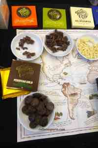 Willie's Cacao Salon du Chocolat 2015