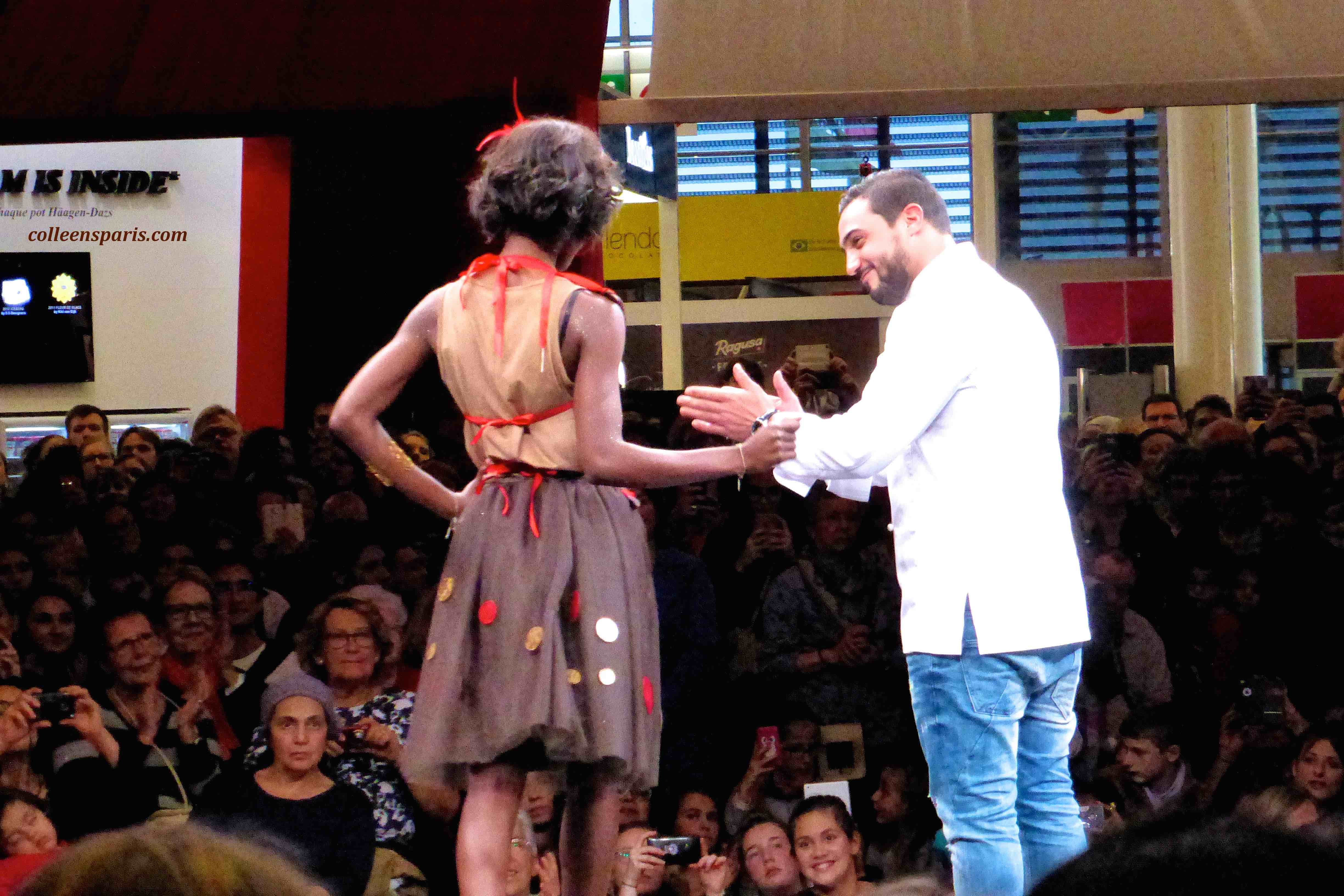844 Salon Chocolat fashion  2015
