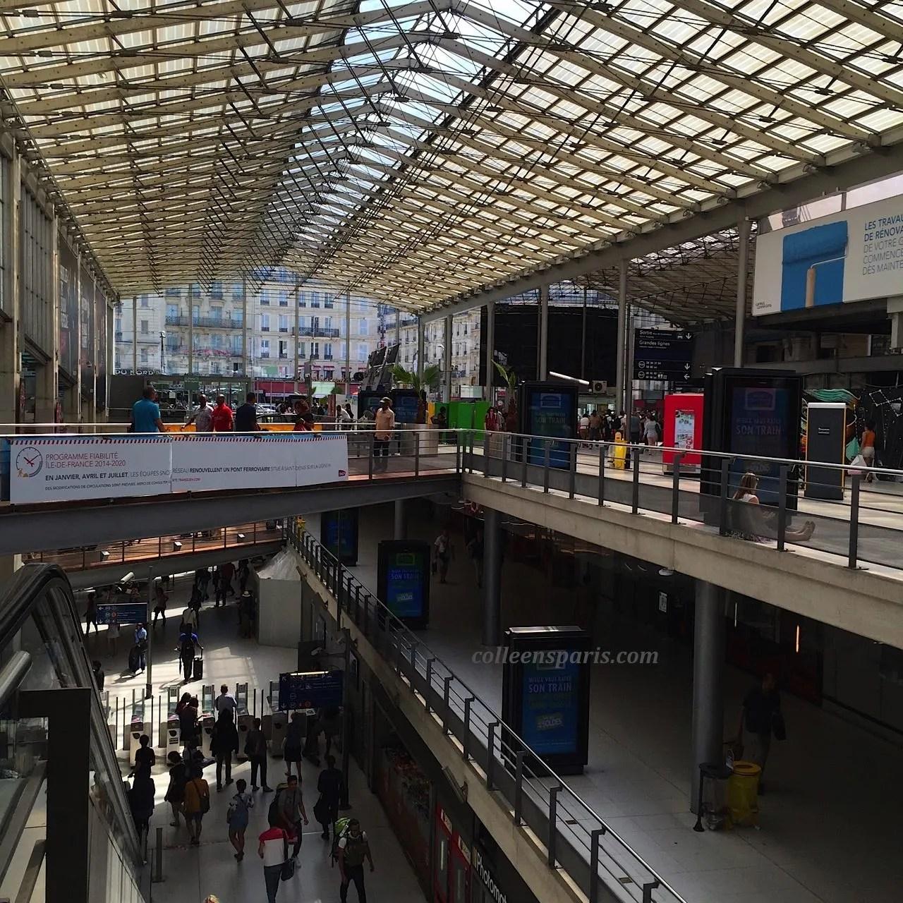 Gare du Nord 3001 EnghienlesBains