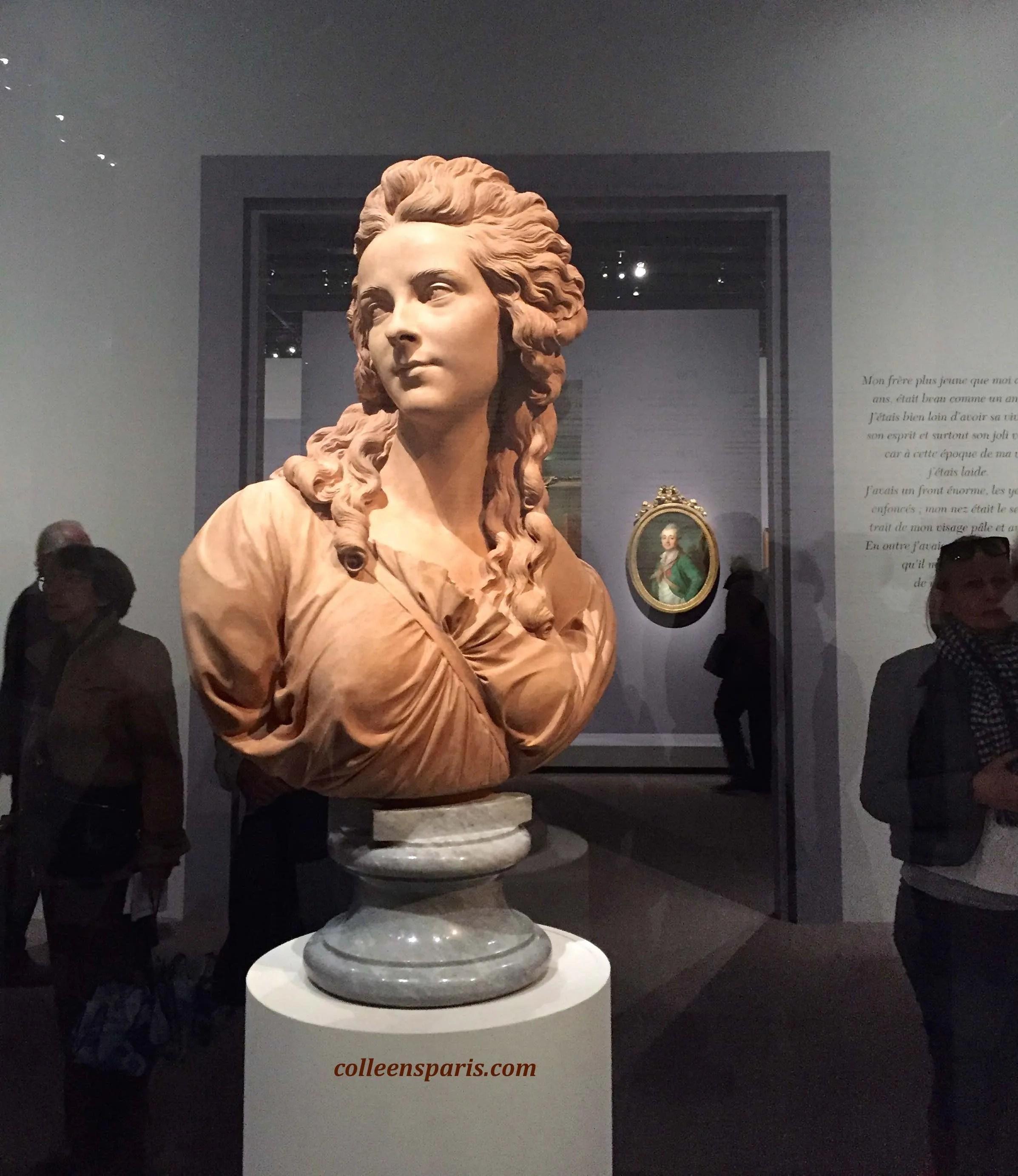 4392 Vigee le Brun Grand Palais bust