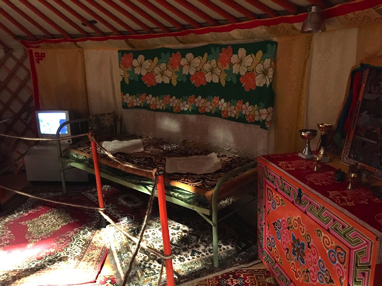 Musee Homme Yurt 6036