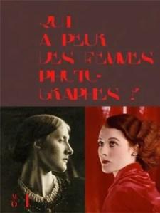 Qui a peur des femmes photographes ? 1839 à 1945 €45.00 Musee de l'Orangerie Musee d'Orsay Paris Who's Afraid of Women Photographers - French only