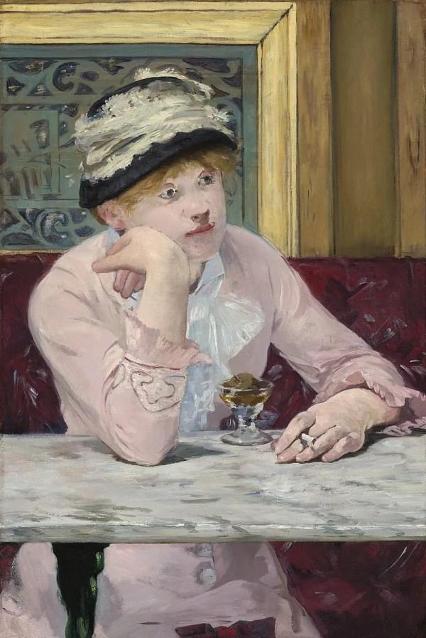 Edouard Manet 039 La Prune Colleen' Paris