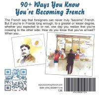 90+ Ways You Know You're Becoming French FUSAC Lisa Vanden Bos UPC and QR Codes