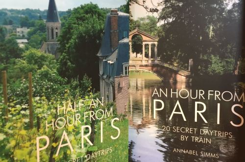 Annabel Simms' latest release Half an Hour From Paris