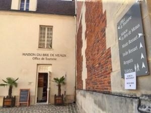 Meaux Tourist Office entrance