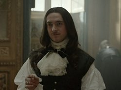 Image of George Blagden who played Louis XIV in BBC Series Versailles