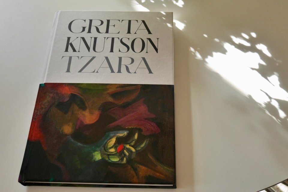Book of works by Greta Knutson Tzara