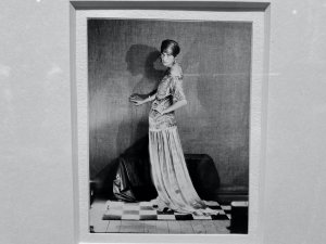 Peggy Guggenheim 1924, photographed by Man Ray