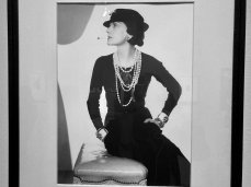Image of Coco Chanel 1935 by Man Ray