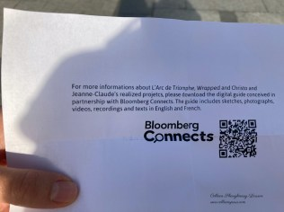 Bloomberg Connects QR Code digital guide